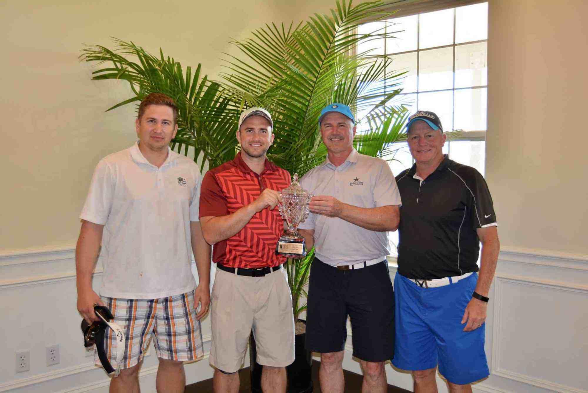 Golf Classic Team Winners - ASR