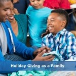 Holiday Giving as a Family