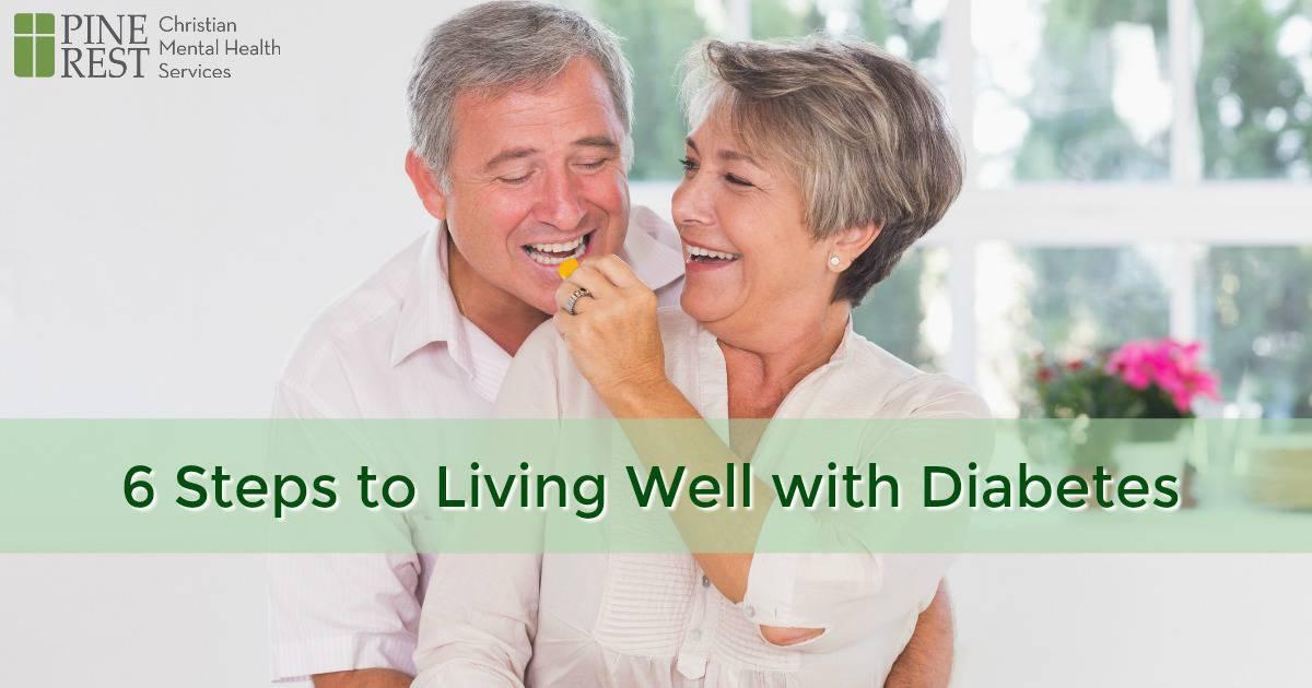 Senior couple eating healthy