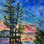 Carole Hunnes-Nielsen Exhibit Opening At Pine Rest Leep Art Gallery January 3