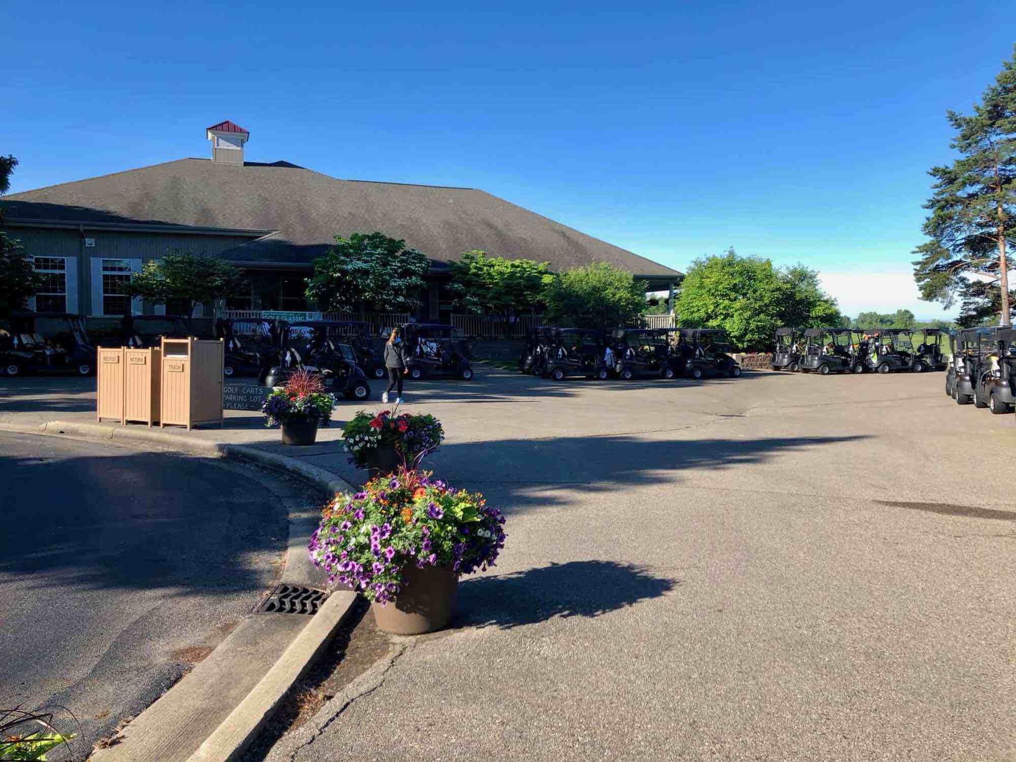 GOLF CLASSIC 2018: Eagle Eye Golf Clubhouse