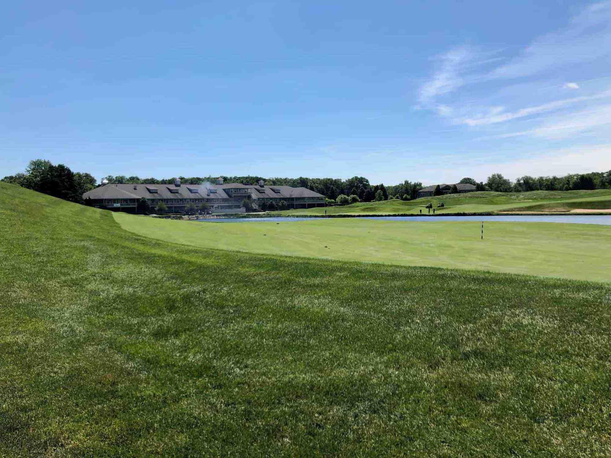 GOLF CLASSIC 2018: Golf Course