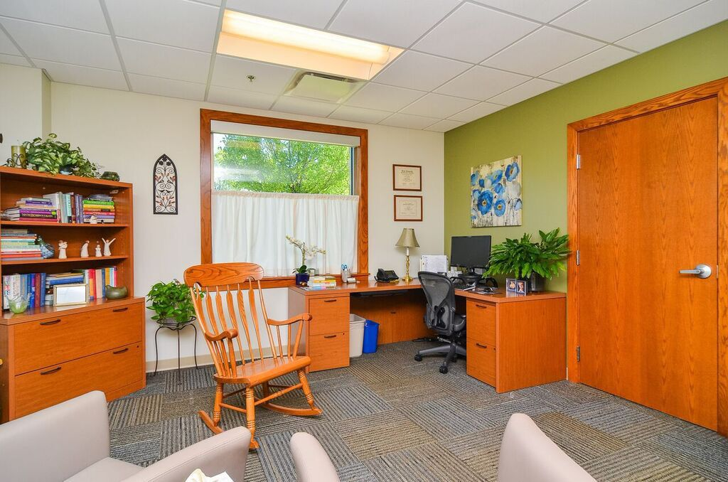 Christian Counseling Center therapist office
