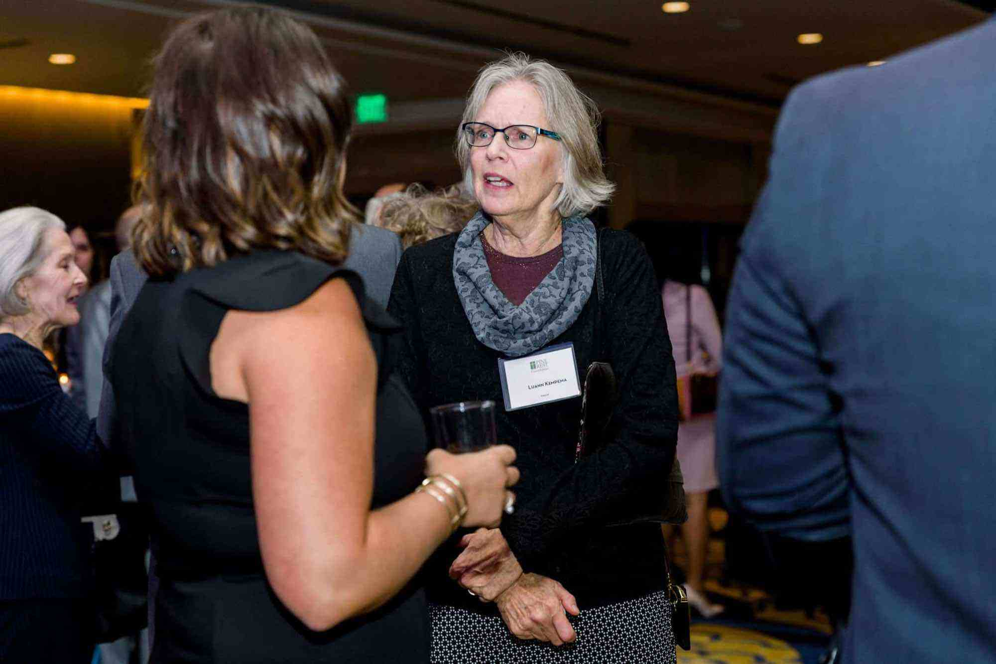 Scenes from 2018 Foundation Celebration Dinner