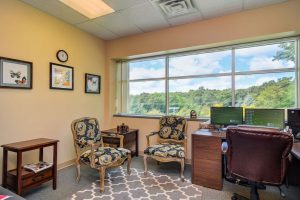 Northeast Clinic therapist office