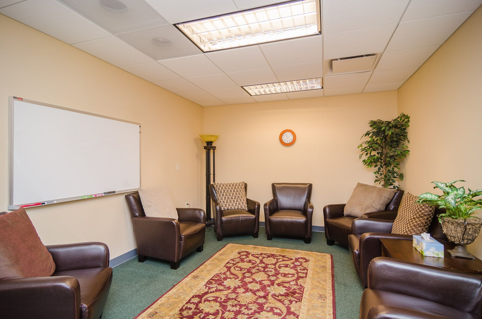 Traverse City Clinic meeting room