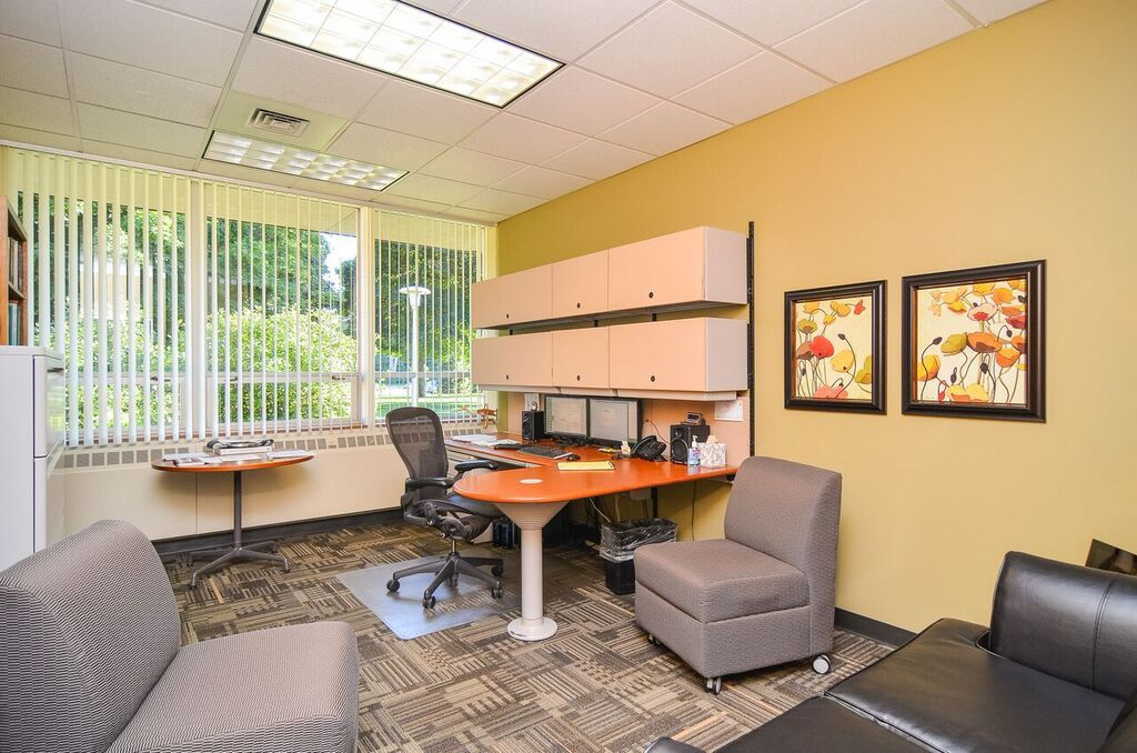 Psychological Consultation Center private office