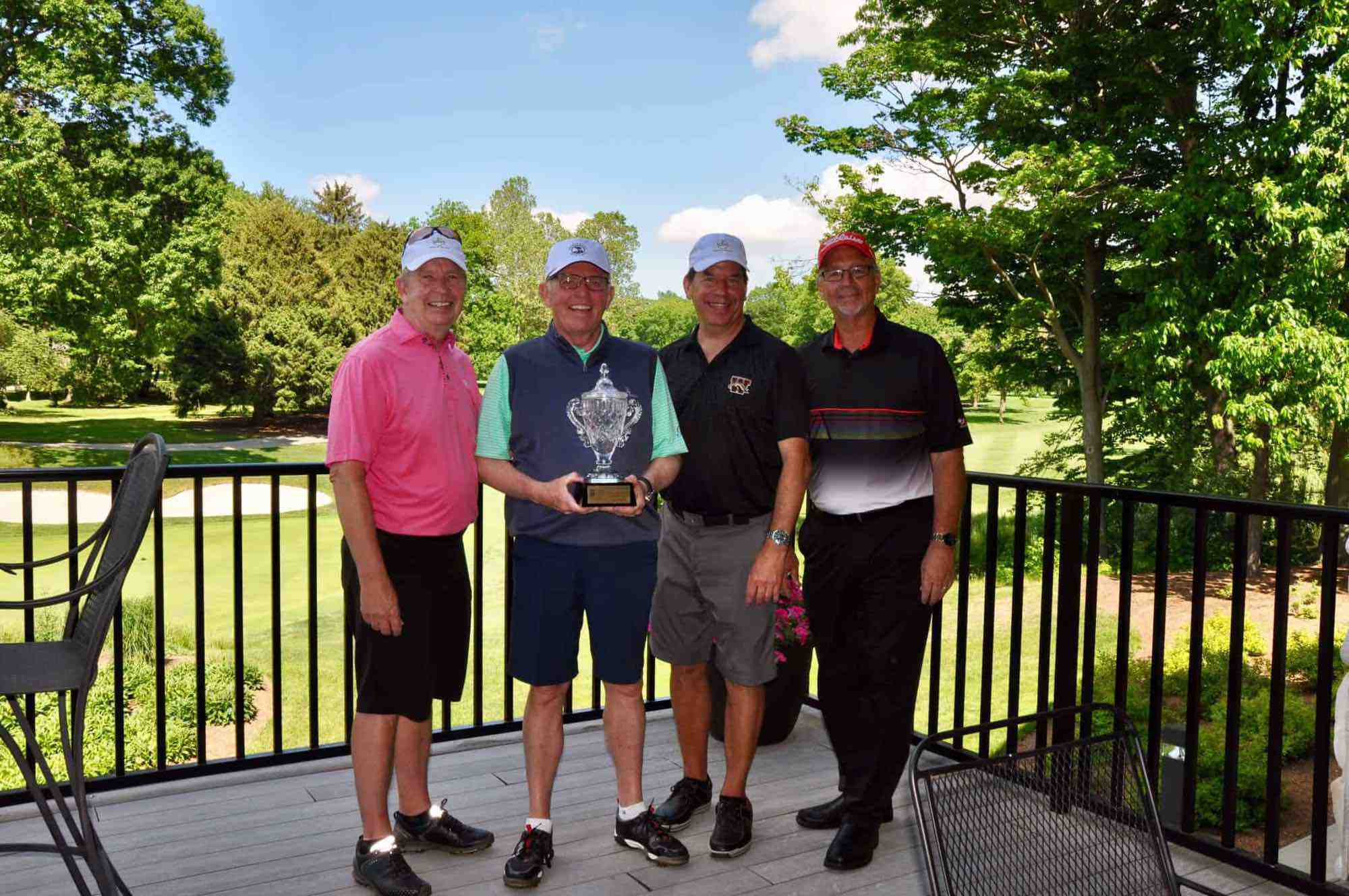 2017 Golf Classic winners