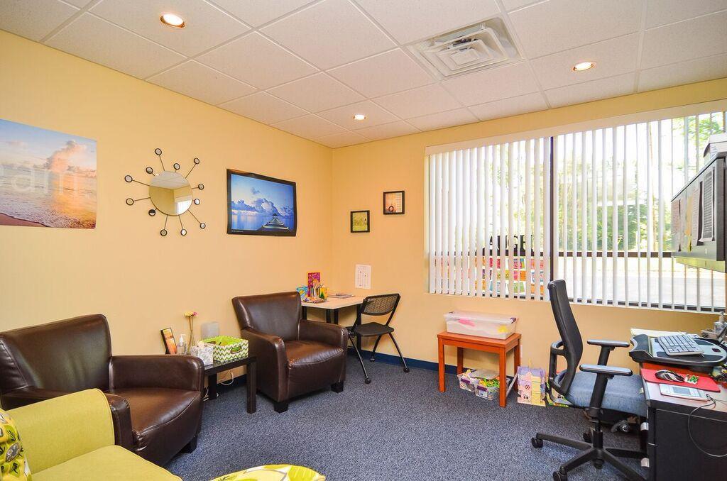 Portage Clinic therapist office